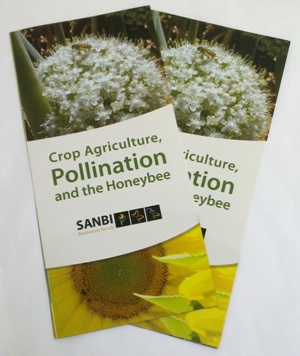 Pollination and honeybee projects brochure picture