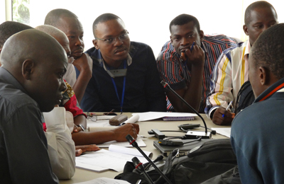 Mobilising Africa's policy-relevant biodiversity data - Brainstorming session