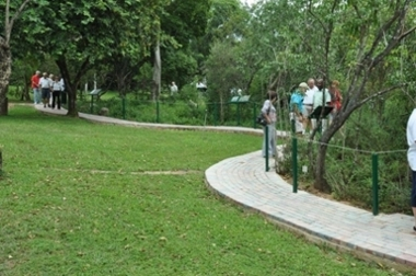 Braille Trail - Lowveld Garden