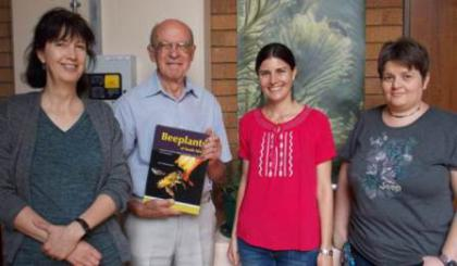 Beeplants of South Africa book launched