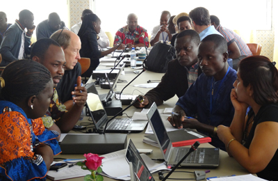 Mobilising Africa's policy-relevant biodiversity data - Interactive session