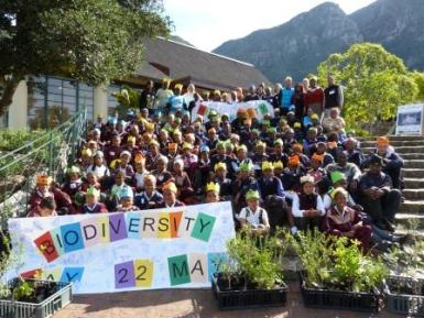 Biodiversity Day Event at KNBG on 22nd May 2012