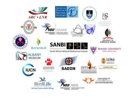 All logos Karoo BioGaps Project