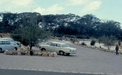 Car Park April 1973
