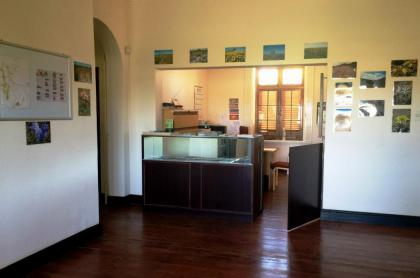 Hantam NBG Reception Office