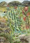Harold Porter NBG Map