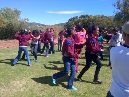 Holiday Programme at Karoo Desert NBG