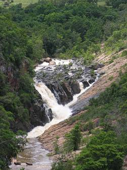 Nels River Watefall