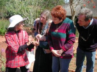 Guided walk in the Medicinal Plants Garden