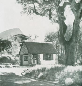 New Botanical Society Office 1948