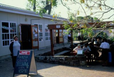 Replacement Tea House in 1999
