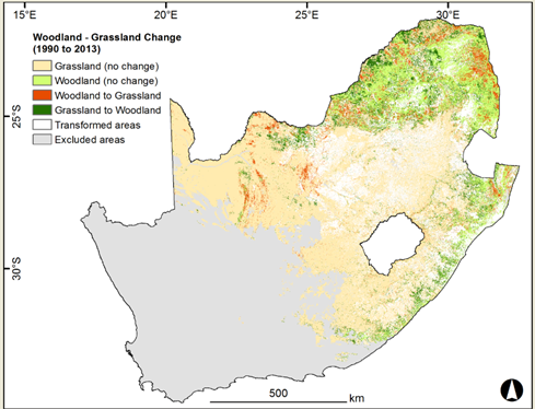Woodland expansion in South African gry biomes based on ... on sahel in africa map, united states in africa map, savanna region of africa, kalahari in africa map, savanna in south america, congo river map, islam in africa map, major rivers in africa map, cairo in africa map, forest in africa map, steppe in africa map, kenya in africa map, different tribes in africa map, african savanna location map, great rift valley map, bodies of water in africa map, ebola in africa map, tropical rainforest in africa map, aids in africa map, savanna in asia,