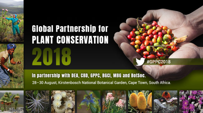 Global Partnership for Plant Conservation Conference