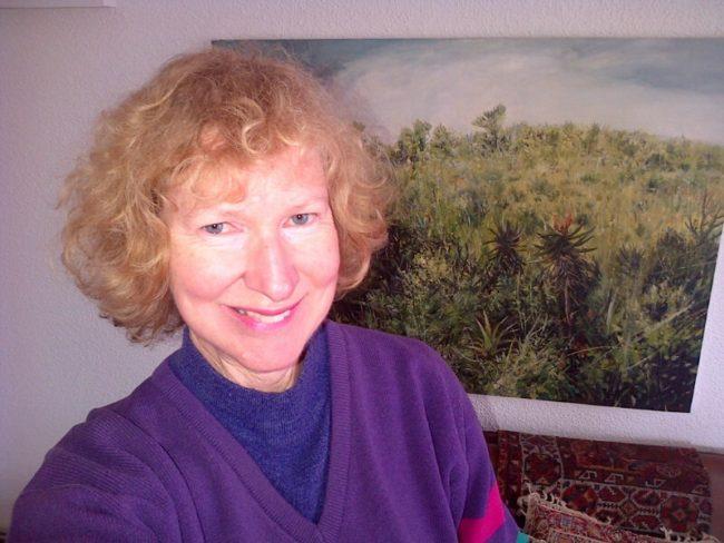 Wednesday talk with Mary van Blommestein
