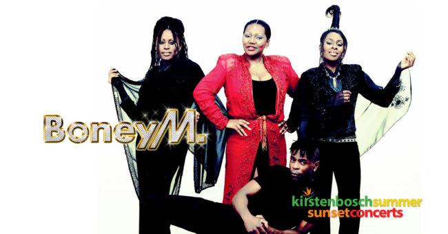 Boney M. ft Liz Mitchell – Summer Sunset Concert
