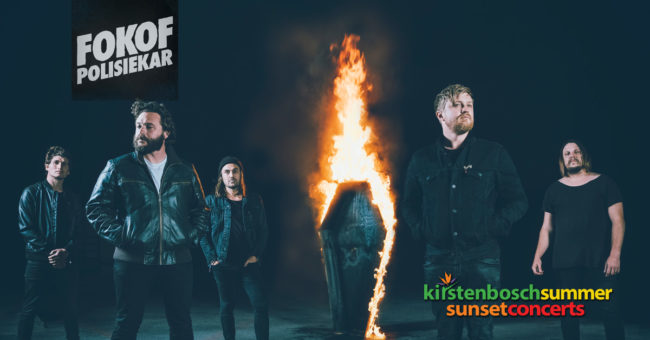 Fokofpolisiekar – Summer Sunset Concert