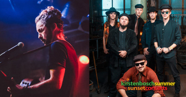 Jeremy Loops / Crimson House – Summer Sunset Concert