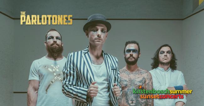 The Parlotones – Summer Sunset Concert