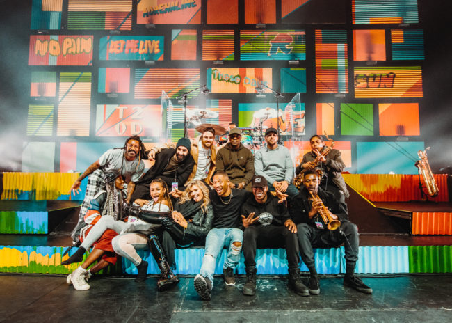 Rudimental's Toast To Our Differences South African tour