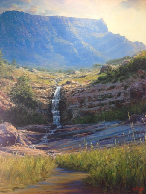 Art Portfolio at Kirstenbosch