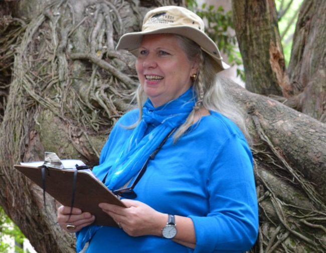 Wednesday talk with Clare Burgess at Kirstenbosch