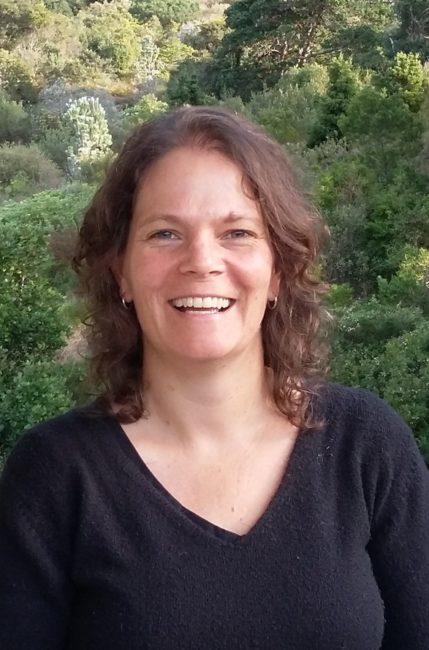 Wednesday talk with Carol Poole