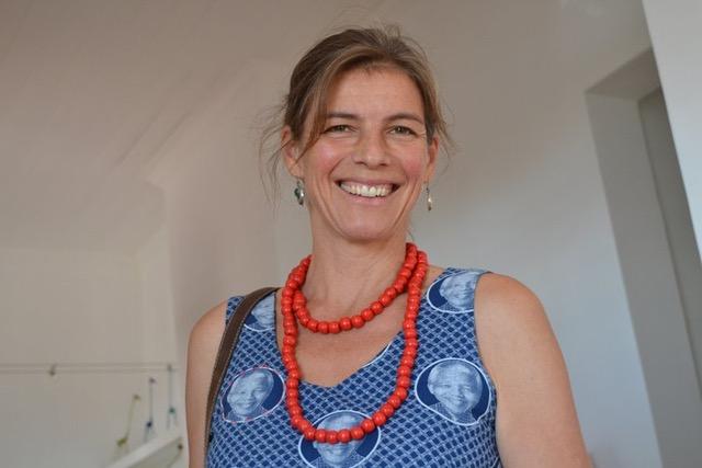 Room to grow Wednesday talk with Marijke Honig at Kirstenbosch
