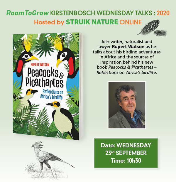 Wednesday talk at Kirstenbosch