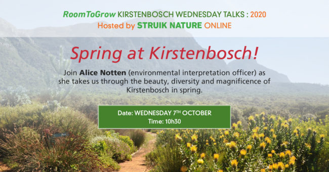 FB Event Photos_Kirstenbosch Talks_7 Oct