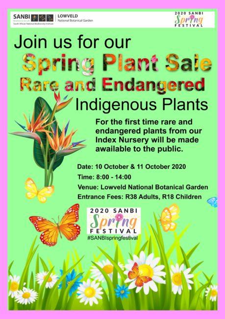 Sprig Plant Sale